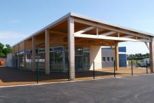 Restaurant scolaire Genlis : Vue d'ensemble