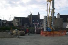 Immeuble Coulon : installation secteur sauvegardé