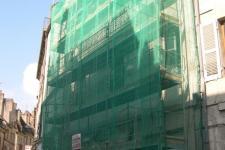 Immeuble Coulon : Rénovation façades Centre Ville / secteur sauvegardé