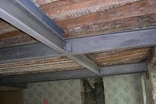 Immeuble Coulon : Renforcement de plancher bois