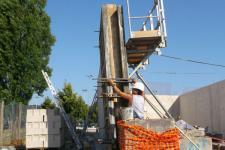 CERD : Mur banché en biais