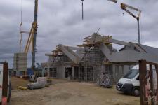 Construction d'un groupe scolaire de 1000 m² à Fauverney